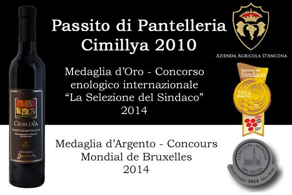 medagliere Cimillya 2010 d'ancona
